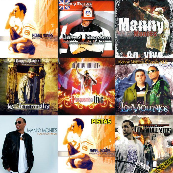 album nuevo comienzo manny montes
